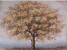 Pintura al óleo Árbol NYSSA - 90 x 120 cm