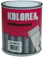 Pintura Antihumedad blanca 4 litros - Kolorea
