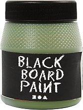Pintura de pizarra, verde, 250ml