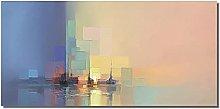 Pintura Pintada A Mano 100%,Modilan Color Arte