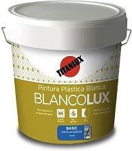 Pintura Plastica Blancolux Interior Mate 5Kg.