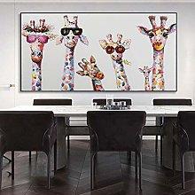 Pintura sobre lienzo carteles e impresiones de