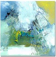 Pinturas Al Pintura Al Óleo Pintado A Mano,Arte