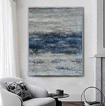 Pinturas Oleo Abstracto Modern Neutral Wall Art