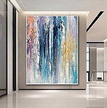 Pinturas Oleo Abstracto Pintura Abstracta Grande