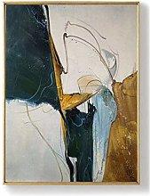 Pinturas Oleo Abstracto Pintura Minimalista
