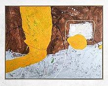Pinturas Oleo Abstracto Pintura Nórdica, Gran