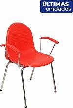 Piqueras Y Crespo - Pack 4 sillas Ves plástico