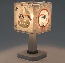 Pirates - lámpara de mesa infantil angular