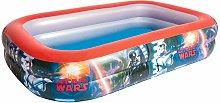 Piscina Hinchable Infantil Star Wars 262x175x51 cm