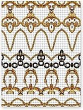Pittura diamante 5D fai da te,barroco dorado y