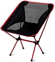 Pkfinrd Silla plegable portátil para acampar al