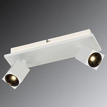 Plafón LED variable Cuba con LED Osram