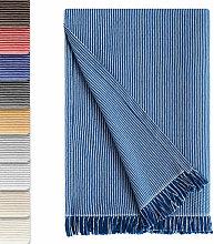 Plaid Colcha Multiusos 230 x 260 cm Azul