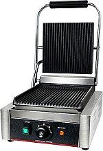 Plancha de grill profesional de 1800 W, Plancha