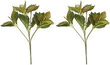 Planta Artificial de Ramas de Hiedra para Jardín