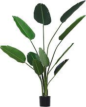 Planta de Decoración Artificial de Palma Árbol