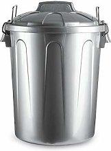 Plastiforte Cubo de Basura con Tapa 21 LTS litros