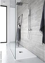 Plato de ducha Hit Blanco b10