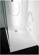 Plato de ducha liso Natural b10