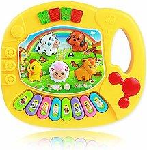 Popular instrumento musical juguete bebé niños