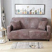 POPXP 1 2 3 Fundas de sofá de 4 plazas Elástico