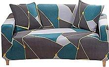 POPXP 1 2 3 Fundas de sofá de 4 plazas Tapa de