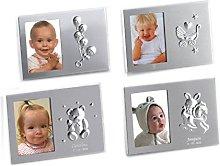 Portafoto de bebe para bautizo de PERSONALIZADO