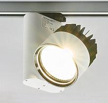 Potente Foco LED Benett para raíl electrificado
