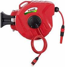 Powerplus - Enrollador con manguera 20M