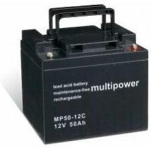 Powery Batería Plomo-ácido (multipower) para
