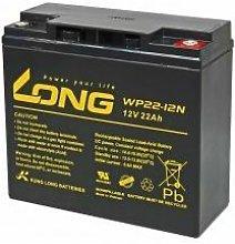Powery - KungLong Batería Plomo para Silla de