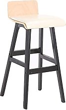 Práctico taburete de comedor nórdico silla de