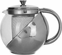 Premier Housewares - Tetera con infusor (700 ml,