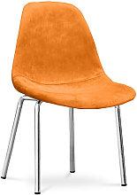 Premium Silla Dawick - Tissu Naranja
