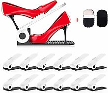 PREUP Organizador Zapatos Set de 12pcs Soporte de