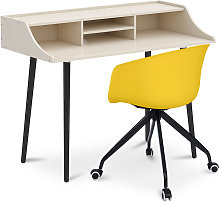 Privatefloor - Mesa de escritorio de madera