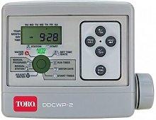 Programador riego a pilas TORO DDCWP-2-9V (2