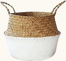 Prokth - Cesta plegable hecha de junco marino y