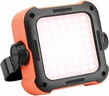 Promate Foco LED para Exteriores, naranja,