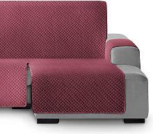 Protector Cubre Sofá Acolchado Círculos Chaise