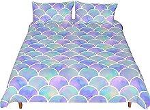 Proxiceen Lindo juego de cama de conejillo de