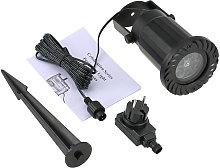 Proyector de luz a prueba de agua Automaticamente
