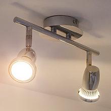 Proyector de techo LED Arminius, 2 focos