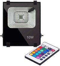 Proyector Led newPRO RGB, 10W, RGB, regulable