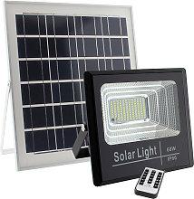 Proyector LED SOLAR DIGIT 60W, Blanco frío,
