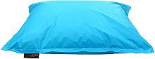 Puf gigante de diseño azul BIG MILIBAG