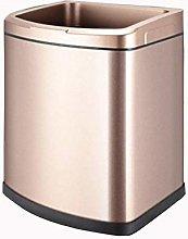 PULLEY - Cubo de basura de acero inoxidable