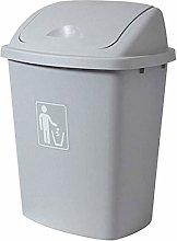 PULLEY - Cubo de basura de plástico de gran