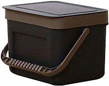 PULLEY -S - Cubo de basura para cocina y baño, de